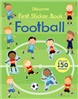 First sticker book: Football