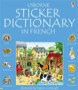 Sticker dictionary in French