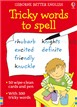 Tricky words to spell cards (US edition)