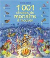 1 001 choses de monstre à trouver