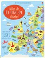 Atlas de l'Europe illustré