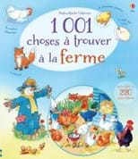 1 001 choses à trouver à la ferme