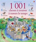 1 001 choses à trouver à travers le temps