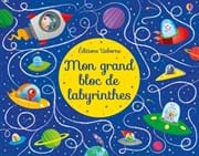 Mon grand bloc de labyrinthes