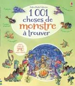 1001 choses de monstre à trouver