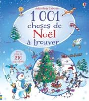 1 001 choses de Noël à trouver