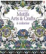 Motifs Arts & Crafts à colorier