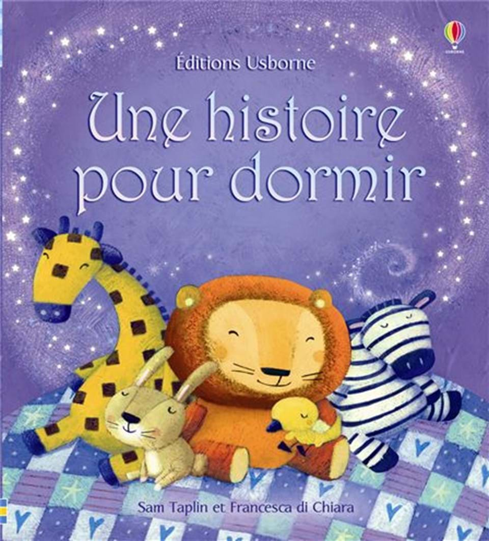 une histoire pour dormir ditions usborne. Black Bedroom Furniture Sets. Home Design Ideas