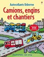 Camions, engins et chantiers