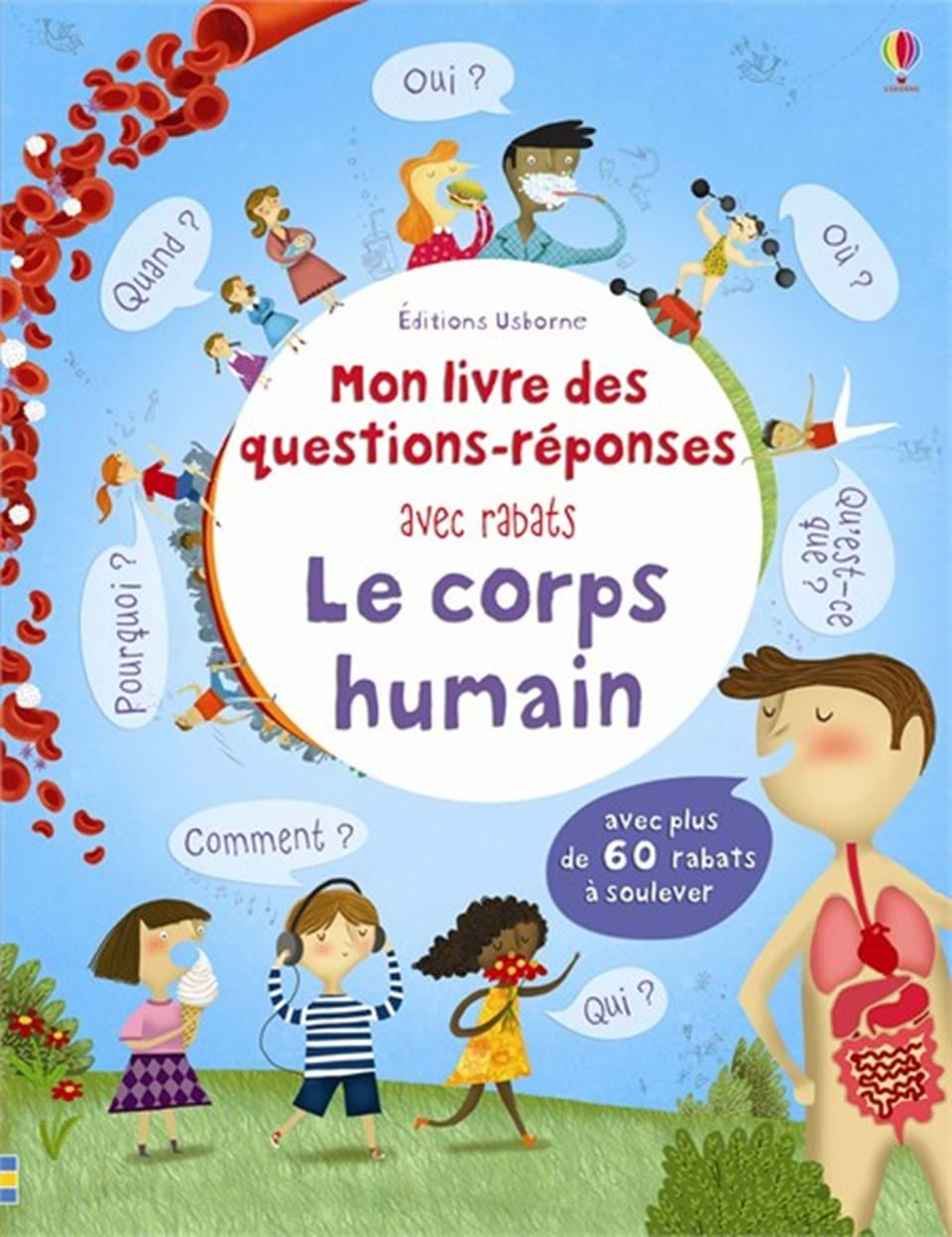 Le Corps Humain At Usborne Books At Home