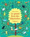 Le grand livre des labyrinthes -  volume 2