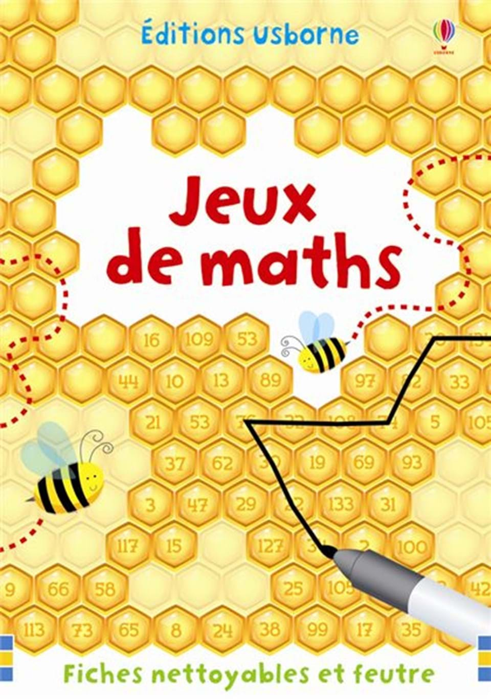 jeux de maths ditions usborne