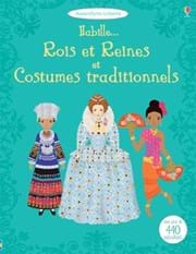 Rois et reines et costumes traditionels