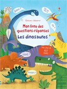 'Les dinosaures' book cover