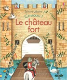 'Le château fort' book cover