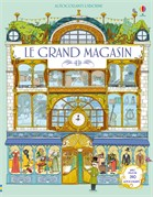 'Le grand magasin' book cover