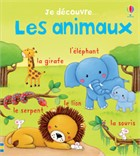 'Les animaux' book cover