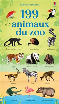 199 animaux du zoo en images