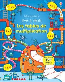 Les tables de multiplication ditions usborne - Entrainement tables de multiplication ...