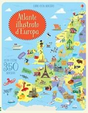 Atlante illustrato d'Europa