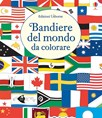 Bandiere del mondo da colorare