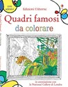 Quadri famosi da colorare