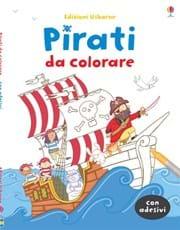 Pirati da colorare