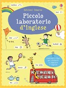 'Piccolo laboratorio d'inglese' book cover