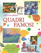 'Quadri famosi' book cover