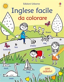 Inglese facile - da colorare