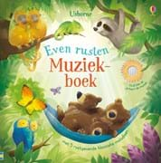 Even rusten Muziekboek