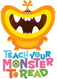 Teach Your Monster to Read games
